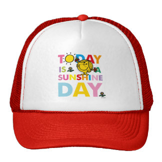 Little Miss Sunshine | Today is a Sunshine Day Cap