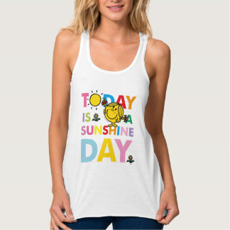 Little Miss Sunshine | Today is a Sunshine Day Singlet