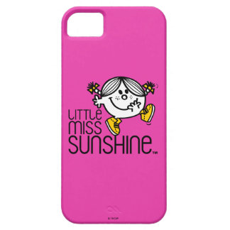 Little Miss Sunshine Walking On Name Graphic iPhone 5 Covers