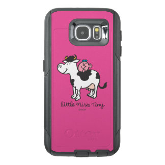 Little Miss Tiny | Cow Riding OtterBox Samsung Galaxy S6 Case