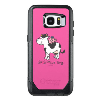 Little Miss Tiny | Cow Riding OtterBox Samsung Galaxy S7 Edge Case