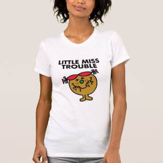 Little Miss Trouble Classic 1 Tee Shirts