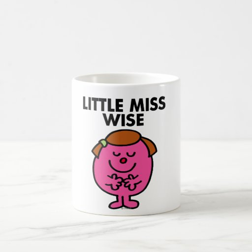 Little Miss Wise Classic Mugs