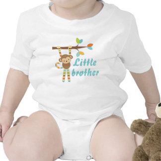 Little monkey boy infant tee shirt