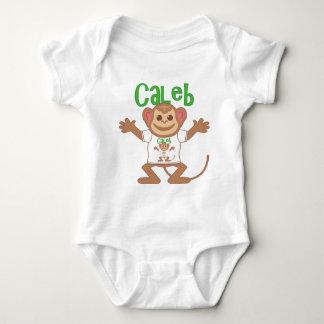 Little Monkey Caleb Baby Bodysuit