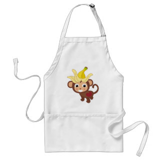 Little Monkey Collection 116 Standard Apron