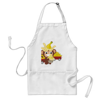 Little Monkey Collection 125 Standard Apron