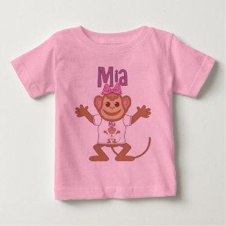 Little Monkey Mia Baby T-Shirt