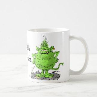 little Monsta mug