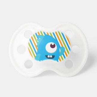 Little monster baby pacifier