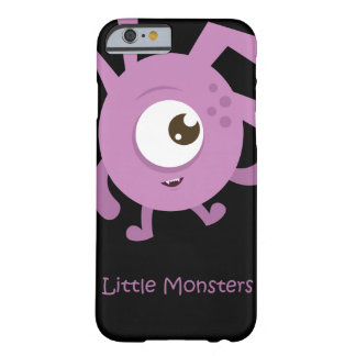 Little  Monsters Barely There iPhone 6 Case