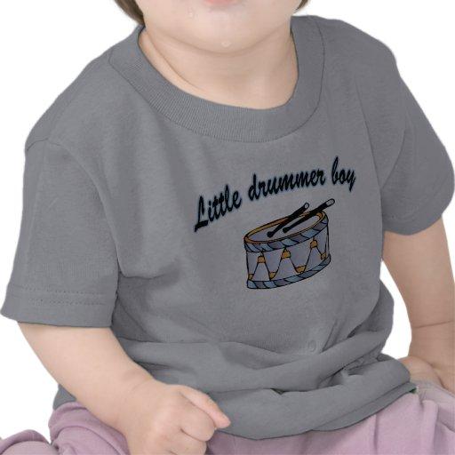 little more drummer boy shirt