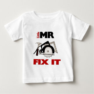 Little Mr Fix It T-shirts