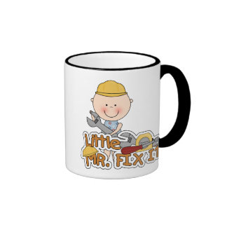 Little Mr. Fix It - Wrench Tshirts and Gifts Coffee Mugs