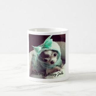 Little Ms. Bitsy Jade, coffee mug