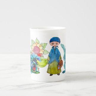 Little Mustard Seed & Friends Tea Cup