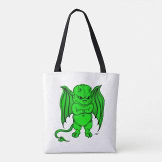 Little nasty Devil Tote Bag