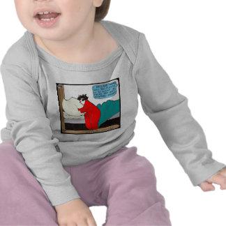 Little Nemo in Bed Tee Shirt