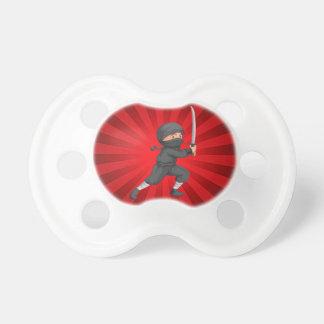 Little Ninja Design Pacifier