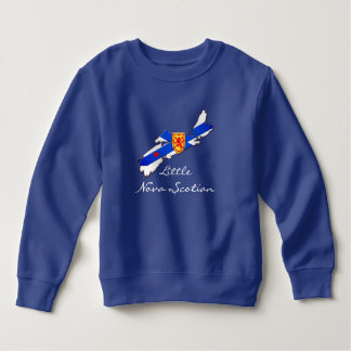 Little Nova Scotian  Nova Scotia toddler sweater