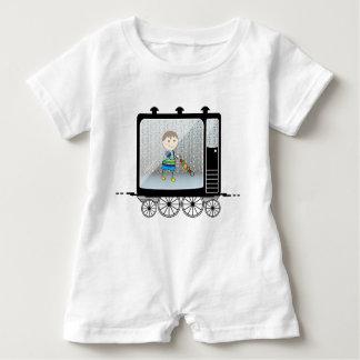 Little one. baby bodysuit