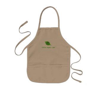 Little Organic Chef: kids in the kitchen rock! Kids Apron