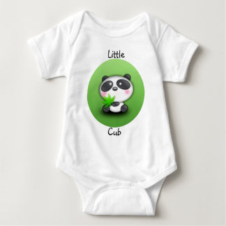Little Panda Cub T Shirt