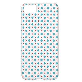 little pattern circles iPhone 5C case