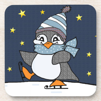 Little Penguin Drink Coaster