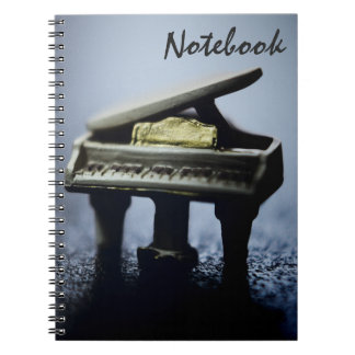 Little piano Notebook