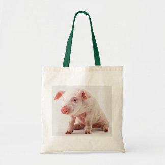 Little Pig Budget Tote Bag