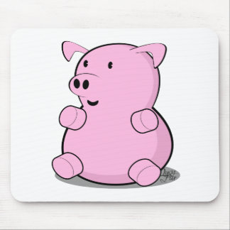 little-pig mouse pad