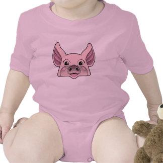 Little Piggy, Big Pig Bodysuit