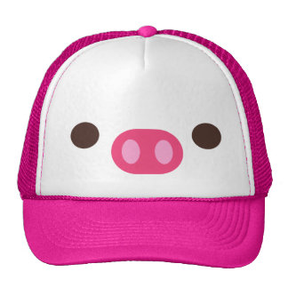 Little Piggy Cap