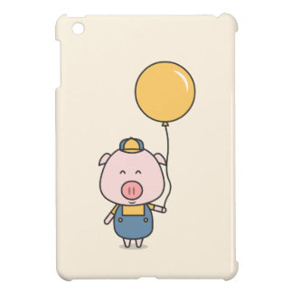 Little Piggy iPad Mini Covers