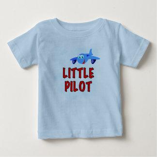 Little Pilot Baby T-Shirt
