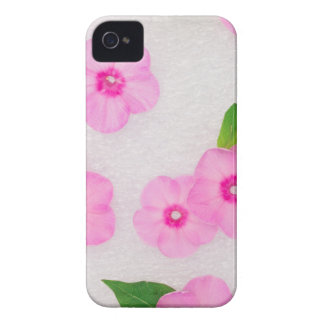 little pink flowers iPhone 4 covers