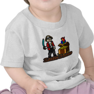 Little Pirate T Shirts