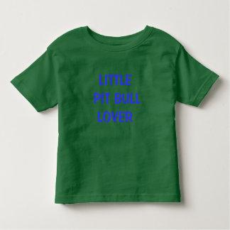 Little Pit bull lover Toddler T-Shirt