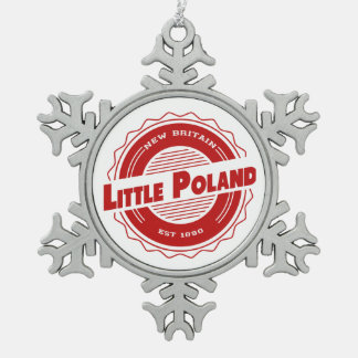 Little Poland Christmas Ornament