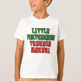 Little Portuguese Trouble Maker T-Shirt