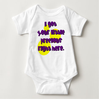 Little Precious Infant Creeper