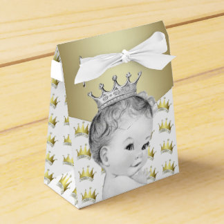 Little Prince Baby Shower Favour Box