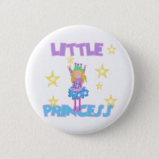 Little Princess 6 Cm Round Badge