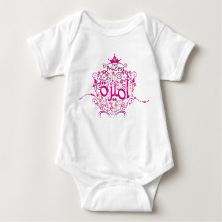 Little Princess Baby Bodysuit