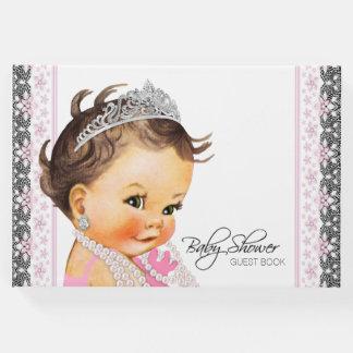 Little Princess Baby Shower Guest Book