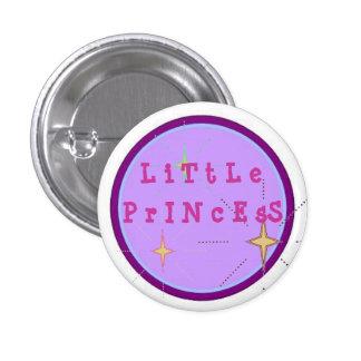 Little Princess 3 Cm Round Badge