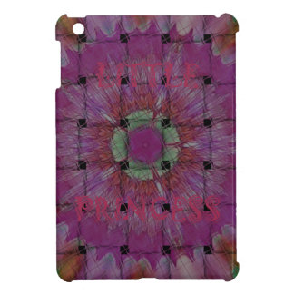 Little Princess Beautiful Fantastic Feminine Desig Case For The iPad Mini