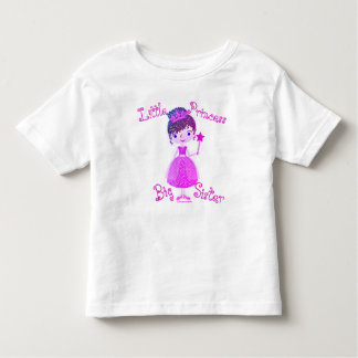 Little Princess- Big Sister Toddler T-Shirt