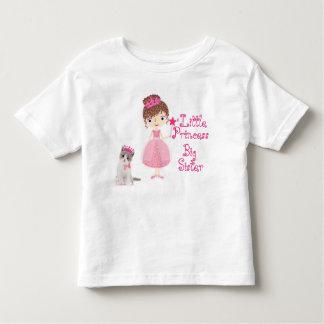 Little Princess Big Sister Toddler T-Shirt